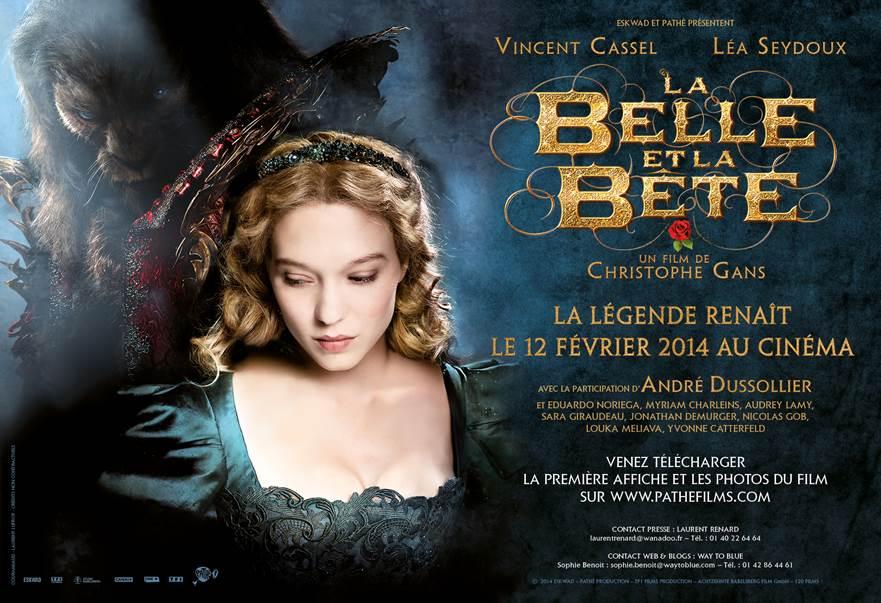 [Cinéma] La Belle et la Bête (2014) 1099808