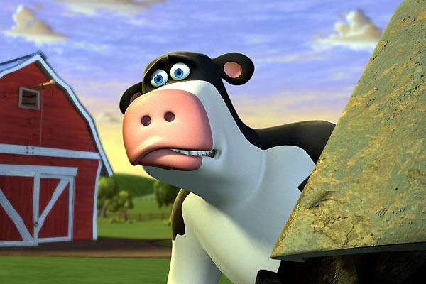 Nouvelles images de la ferme en folie 31 01 2007 cin ma et dvd - Vache en folie ...