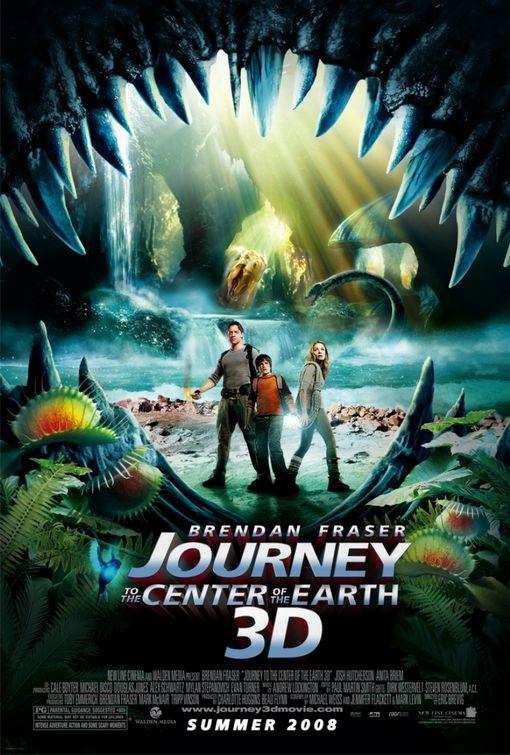 Voyage au centre de la Terre - 3D