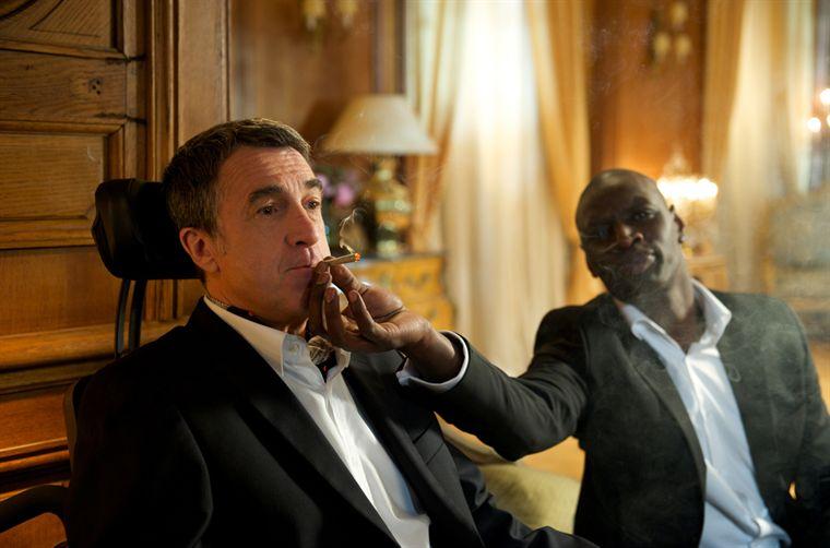 intouchables va concourir dans la catégorie meilleur film étranger aux Oscars 2013