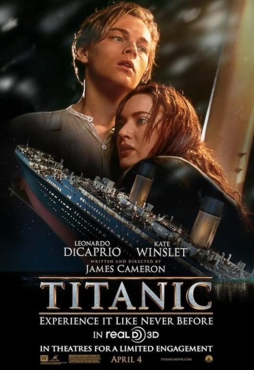 Titanic - 3D